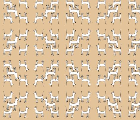 Haute Dogs fabric by creedancelovesyou on Spoonflower - custom fabric