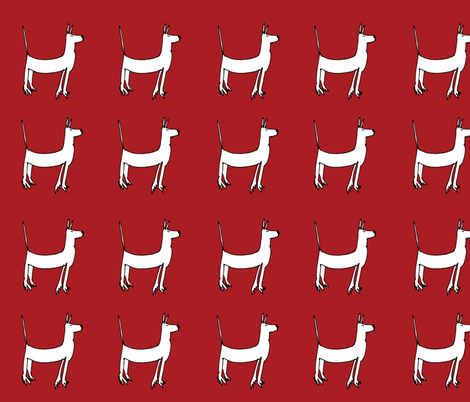 Haute Dogs II fabric by creedancelovesyou on Spoonflower - custom fabric