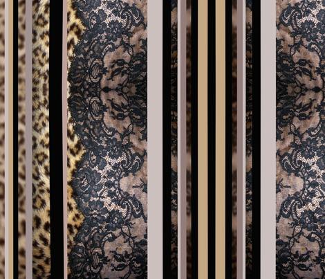 KAT stripes fabric by paragonstudios on Spoonflower - custom fabric