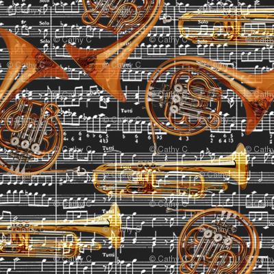 Musical Brass