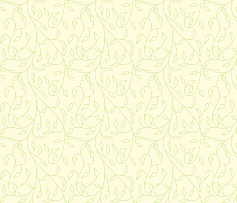 vll_periwinkle_vines-ed-ch fabric by victorialasher on Spoonflower - custom fabric