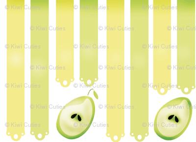 Pear Stripes