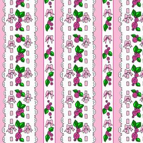 pink ribbonrose
