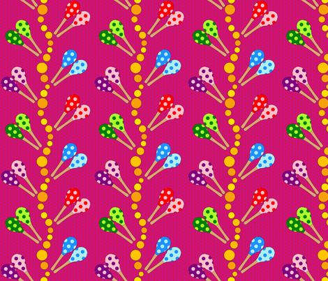 Maracas fabric by stephane on Spoonflower - custom fabric