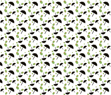 Fish Out of Water fabric by 2munkeez on Spoonflower - custom fabric