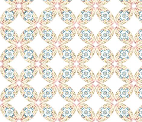 sprudla_multi_ellipse_tilt fabric by snork on Spoonflower - custom fabric