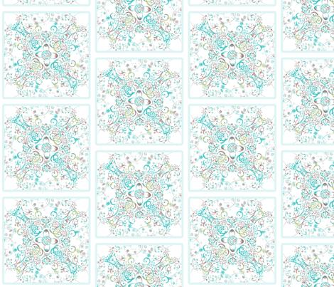 sprudla_aquatic_square fabric by snork on Spoonflower - custom fabric