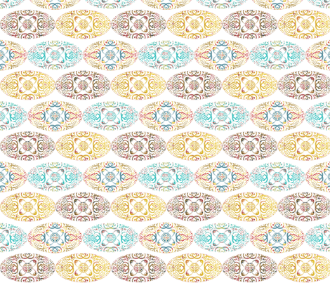 sprudla_all_ellipse_mix fabric by snork on Spoonflower - custom fabric