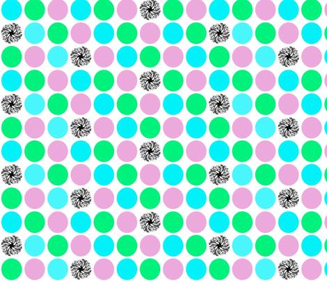 treetop-white-ed-ed-ed fabric by renelope on Spoonflower - custom fabric