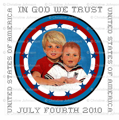 IN GOD WE TRUST 4th 2010