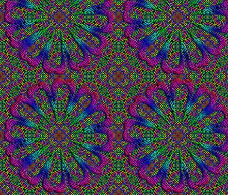 Geo-flo2 fabric by yargnad on Spoonflower - custom fabric