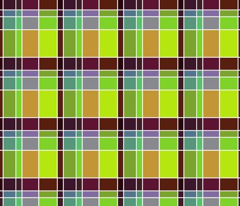 Plaid 4 fabric by chris on Spoonflower - custom fabric
