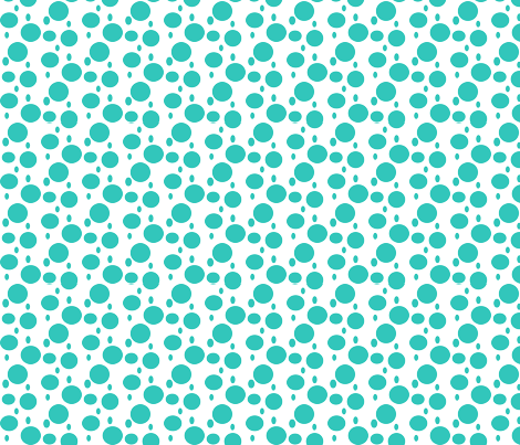 Dots and Dashes fabric by stephanie on Spoonflower - custom fabric