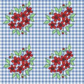 Rrrrrrrred_flowers_on_blue_gingham_shop_thumb