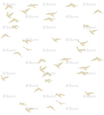 Fawn Flock Reversed
