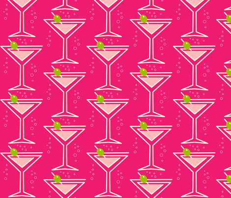 pink_fizz fabric by designer41 on Spoonflower - custom fabric