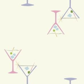 50s Martini Cocktails