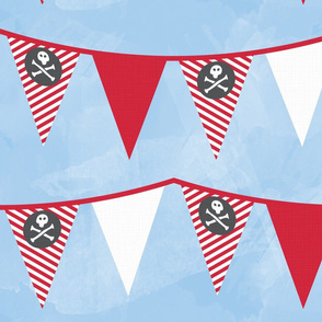 pirate bunting