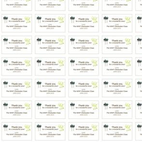 Chickadee Class Labels