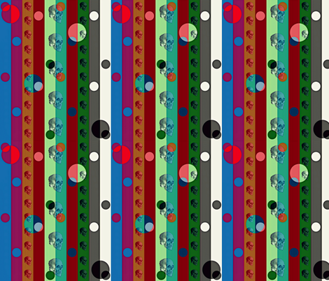Days Gone By fabric by whimzwhirled on Spoonflower - custom fabric