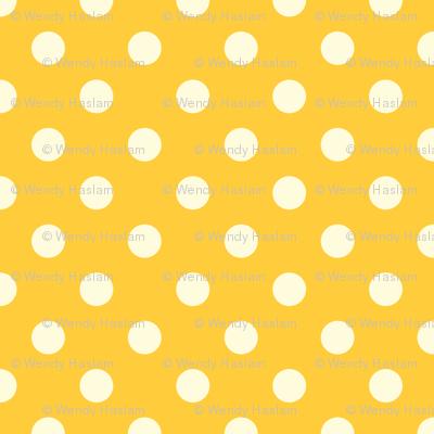 Sunshine polkadot