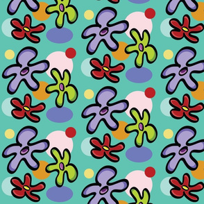 Mod Floral - Large
