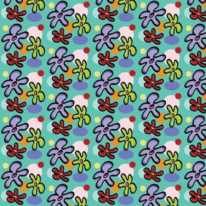 Modern Floral 2
