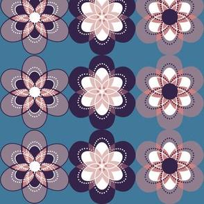 Retro-ish Flower Fun