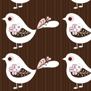 Stripe-y Bird
