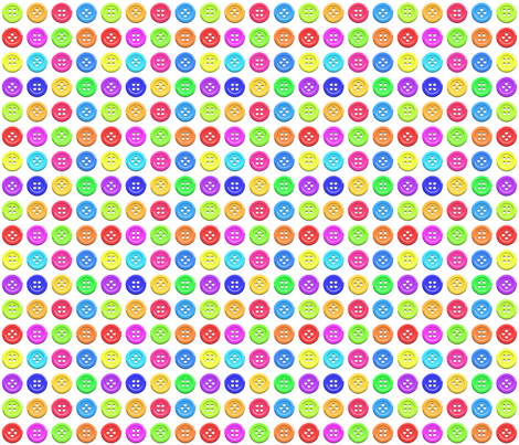 Bright Buttons fabric by stephane on Spoonflower - custom fabric