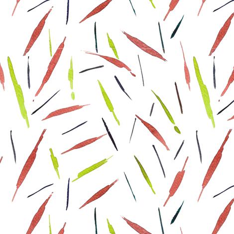 C'EST LA VIV FERN fabric by cest_la_viv on Spoonflower - custom fabric