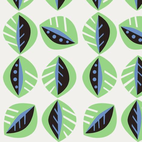 Noguchi_6 fabric by antoniamanda on Spoonflower - custom fabric