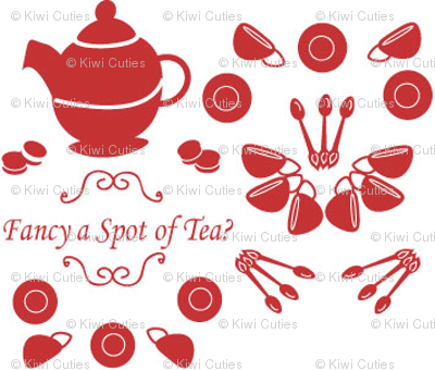 Fancy a spot of tea?