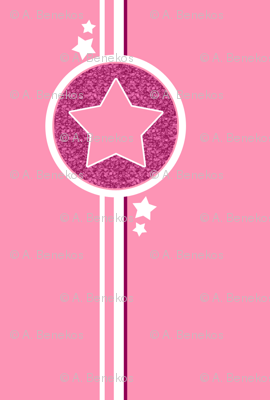 Lonely Star Pink