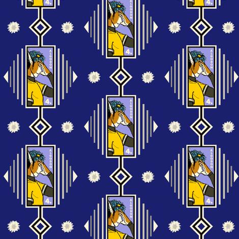 Algodon fabric by siya on Spoonflower - custom fabric