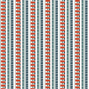 Winter Stripe