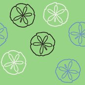 Rsea_gift_-_sand_dollars_green_inscribed_here_2010_shop_thumb