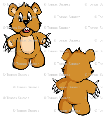 huggy bear doll clean version