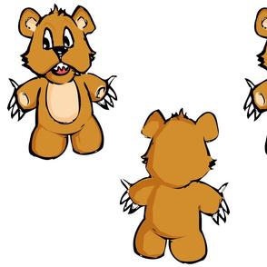 huggy bear doll clean version