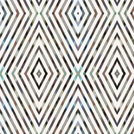 Diamond Days fabric by kristopherk on Spoonflower - custom fabric