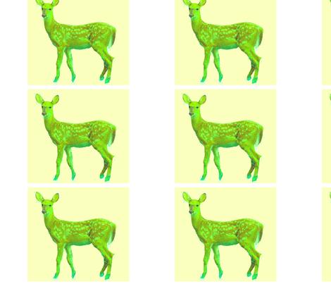 deer1 fabric by iviyavelow on Spoonflower - custom fabric