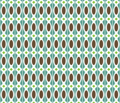 Dizzy fabric by printablecrush on Spoonflower - custom fabric