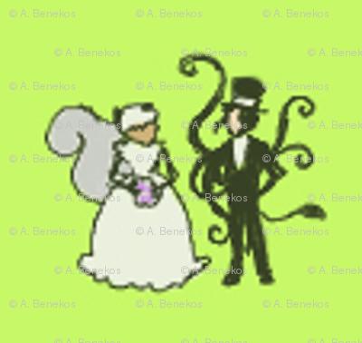 Frightful Wedding