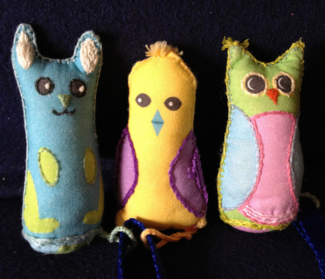 animal kingdom finger puppets
