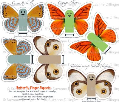 Butterfly Fingers