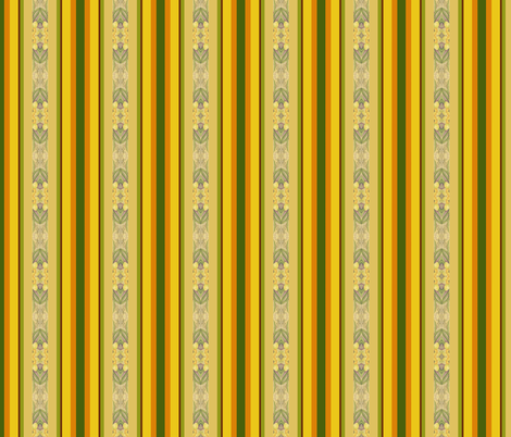 Spring in Paris France fabric by paragonstudios on Spoonflower - custom fabric