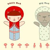 Little Red vs Big Bad