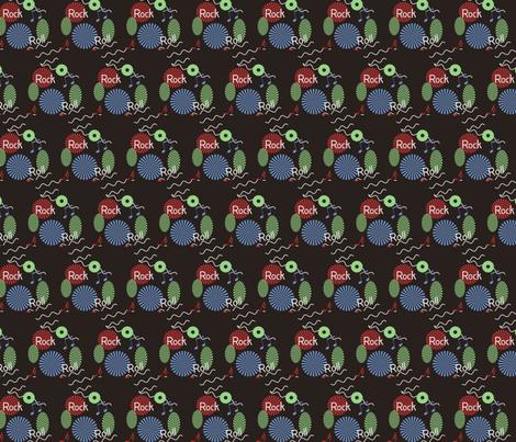 retro_rocknroll-ed fabric by scashwell on Spoonflower - custom fabric