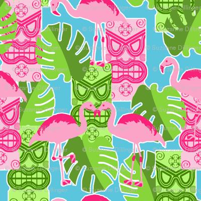 Flamingo_Tiki