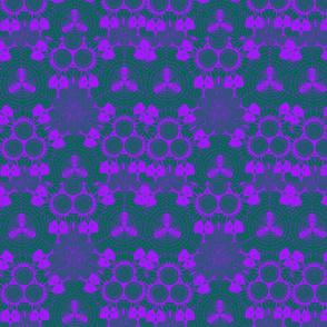 purple bugs